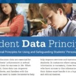 Download the Student Data Privacy Principles here!