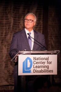 James H. Wendorf, NCLD's Executive Director