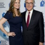 Cassia Schifter, NCLD Board Member and James H. Wendorf, Executive Director, NCLD at NCLD's 39th Annual Benefit on March 9, 2016.