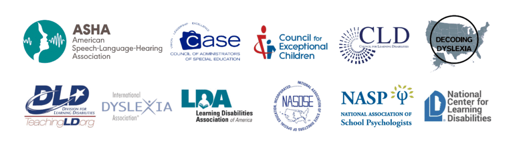 Partner Organizations for SLD Classification